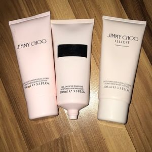 jimmy choo lotion